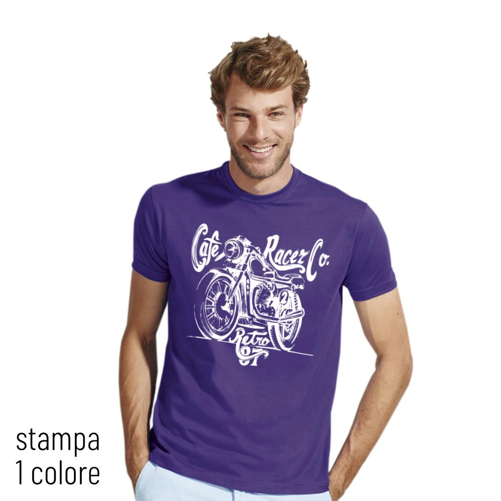 magliette personalizzate a 1 colore