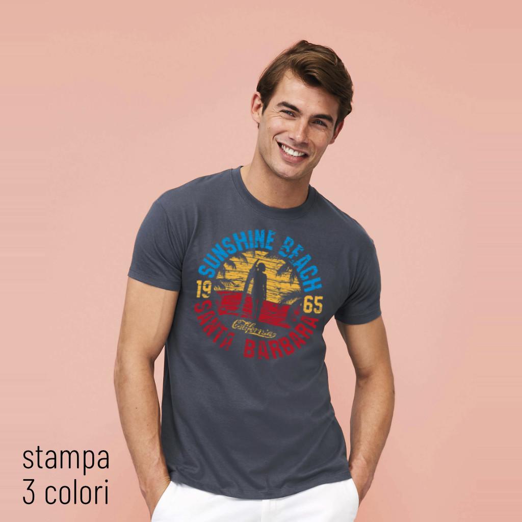 magliette personalizzate a 3 colori