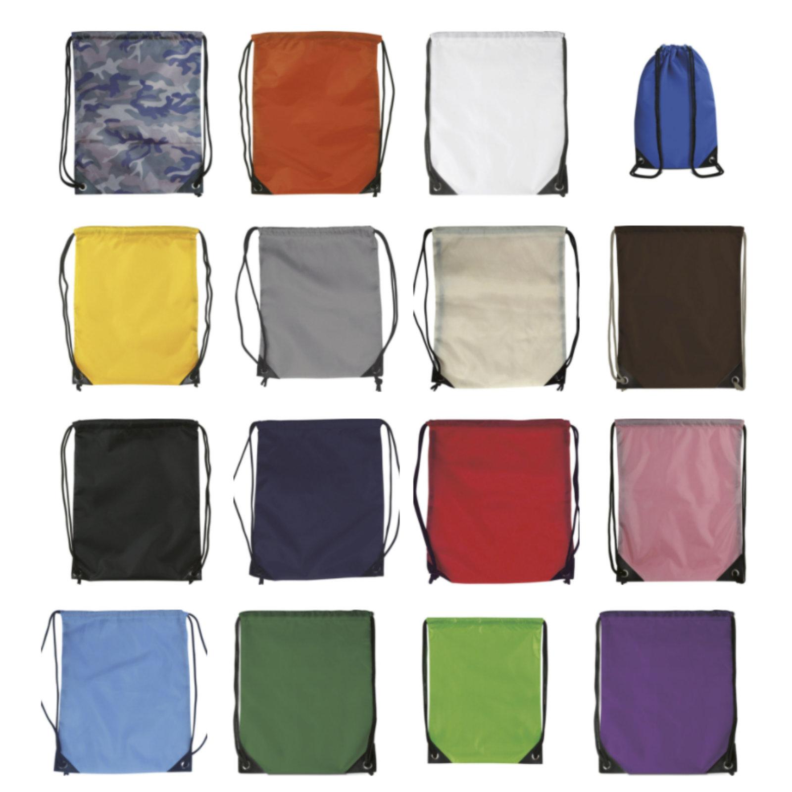 sacchette personalizzate colori